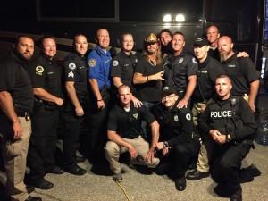 M&M Police