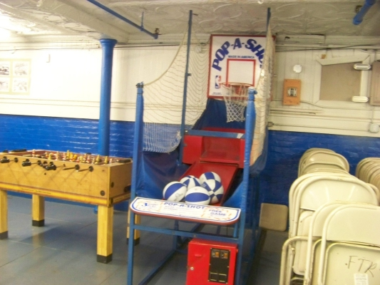 Ft Thomas Armory Game Room